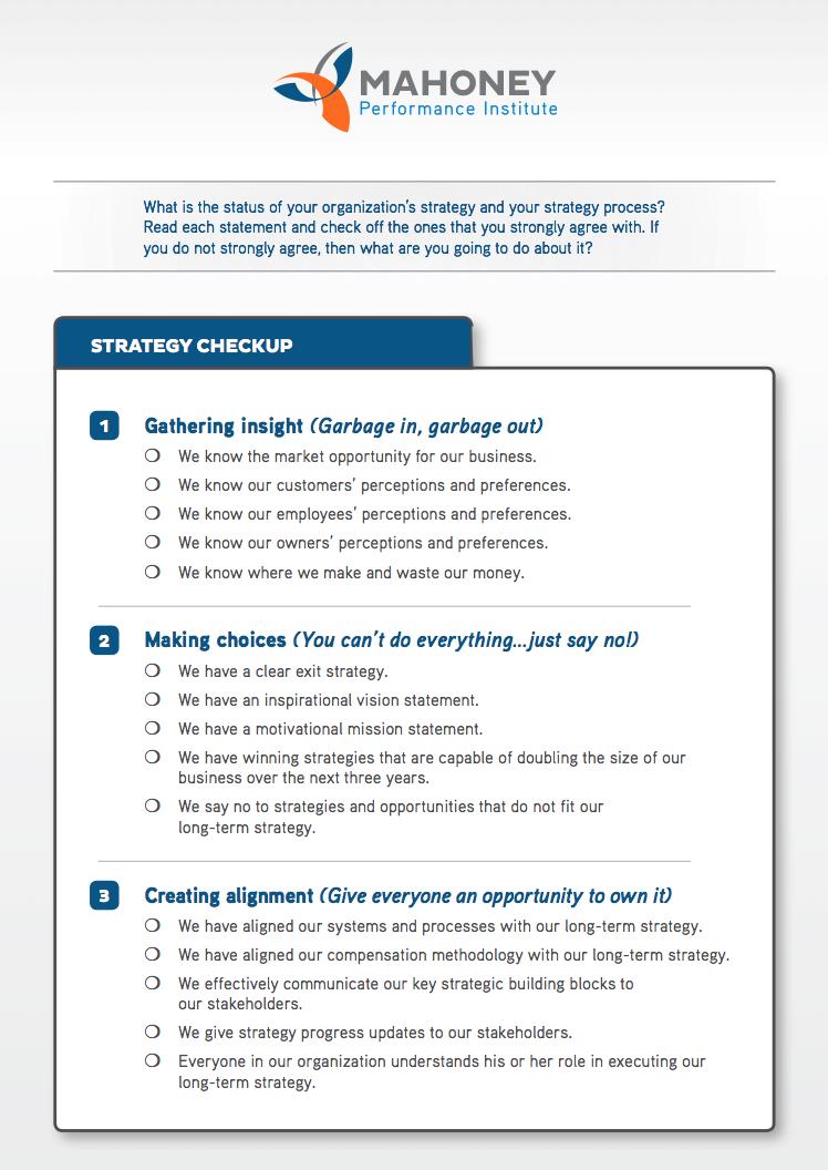 mpi-strategy-checkup